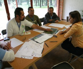 Bosque Los Colomos, Guadalajara: Planning for next year… and the next 100