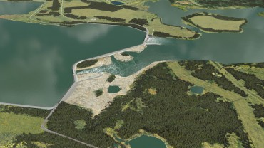 Environmental Impact Assessment for Keeyask Generation Station, Manitoba