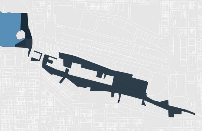Concept design for a resilient False Creek Flats
